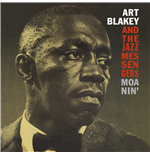 Vinile Art Blakey & The Jazz Messengers - Moanin'