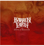 Vinile Barren Earth - The Devil's Resolve
