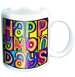 Happy Mondays - Dayglo Logo (Tazza)
