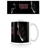 Freddy Vs Jason - Face Off (Tazza)