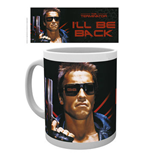 Terminator (The) - I'll Be Back With Image (Tazza)