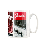 Fender - Fine Electric Instruments (Tazza)