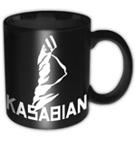 Kasabian - Kasabian Ultraface Black Boxed Mug (Tazza)