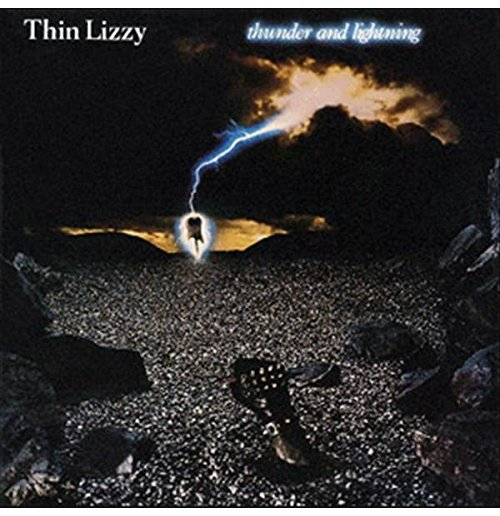 Vinile Thin Lizzy - Thunder And Lightning