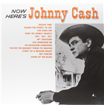 Vinile Johnny Cash - Now Here's Johnny