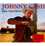 Vinile Johnny Cash - Ride This Train ( 180 Gr.) (2 Lp)