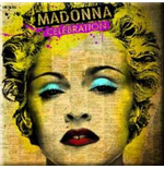 Madonna - Celebration (Magnete Metallo)