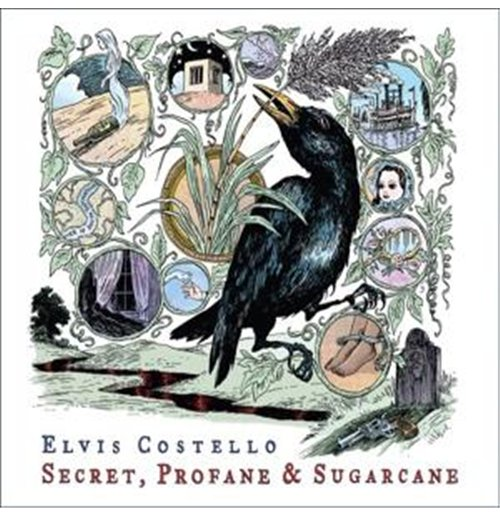 Vinile Elvis Costello - Secret, Profane & Sugarcane (2 Lp)