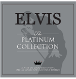 Vinile Elvis Presley - Platinum Collection (White) (3 Lp)