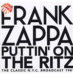Vinile Frank Zappa - Puttin On The Ritz (Deluxe Hardcover Edition) ( 4 Lp)