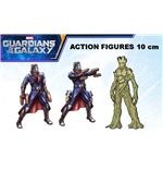 Guardians Of The Galaxy - Action Figure 10 Cm