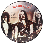Vinile Motorhead - Iron Fist And The Hordes From Hell (Picture Disc)