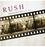 Vinile Rush - Moving Pictures : Live 2011