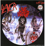 Vinile Slayer - Live Undead/hauntung The Chapel