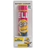 Minions - Power Bank 1 In A Minion (2600 mAh)
