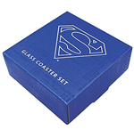 Superman Collection - Superman Set Of 4 (Set Sottobicchieri)