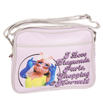 Muppets - Miss Piggy (Borsa Messenger Retro Piccola)