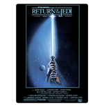 Star Wars - Return Of The Jedi (Magnete Metallo)