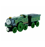 Mattel Y4075 - Thomas & Friends - Wooden Railway - Veicolo Emily Large