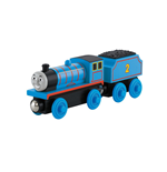 Mattel Y4071 - Thomas & Friends - Wooden Railway - Veicolo Edward Large