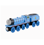 Mattel Y4073 - Thomas & Friends - Wooden Railway - Veicolo Gordon Large