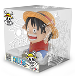 Plastoy 80042 - One Piece - Mini Salvadanaio Luffy