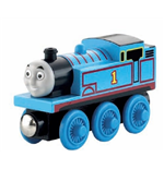 Mattel Y4083 - Thomas & Friends - Wooden Railway - Veicolo Thomas Small