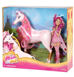 Mattel BFW39 - Mia And Me - Unicorno Lyria