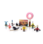Mega Bloks - Spongebob - Pack 6 Personaggi