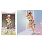Super Sonico Special Figure Going Out (Altezza 20 Cm)