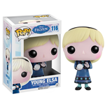 Frozen - Young Elsa - Personaggio in Vinile