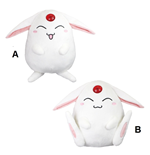 Magic Knight Rayearth - Mokona Plush Doll Big Size (Altezza 33 Cm) (In Piedi / Seduto)