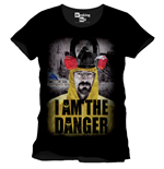 T-shirt Breaking Bad I Am The Danger