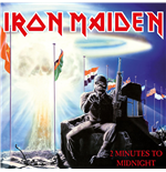 "Vinile Iron Maiden - 2 Minutes To Midnight (7"")"
