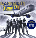 Vinile Iron Maiden - Flight 666 OST (2 Lp)