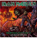 Vinile Iron Maiden - From Fear To Eternity: The Best Of 1990-2010 (3 Lp)