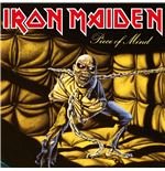 Vinile Iron Maiden - Piece Of Mind