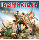 "Vinile Iron Maiden - The Trooper (7"")"
