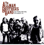 Vinile Allman Brothers Band - A&r Studios - New York 26th August 1971 (2 Lp)