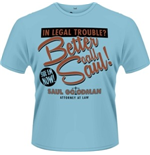 Breaking Bad - Better Call Saul (T-SHIRT Uomo )