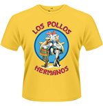 Breaking Bad - Los Pollos Hermanos (T-SHIRT Uomo )