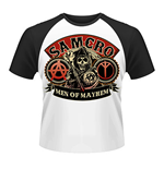 Sons Of Anarchy - Samcro Reaper (T-SHIRT Uomo )