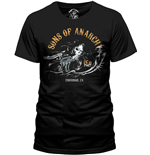 Sons Of Anarchy - Charming (T-SHIRT Uomo )
