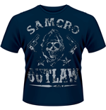 Sons Of Anarchy - Outlaw (T-SHIRT Uomo )