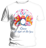Queen - A Night At The Opera (T-SHIRT Uomo )