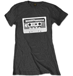5 Seconds Of Summer - Tape Charcoal (T-SHIRT Donna )