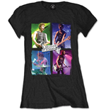 5 Seconds Of Summer - Live In Colours (T-SHIRT Donna )