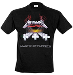 Metallica - Master Of Puppets (T-SHIRT Uomo )