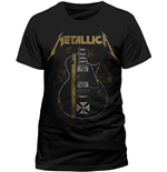 Metallica - Hetfield Iron Cross (T-SHIRT Uomo )