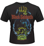 Black Sabbath - Head (T-SHIRT Uomo )